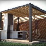 28 Diseños de toldos para terrazas