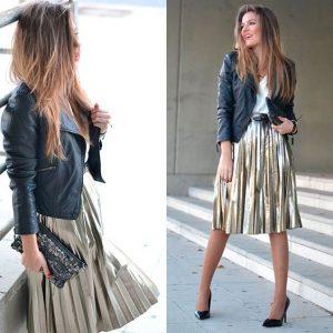 29 Maneras en las que puedes usar una falda plisada