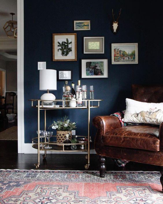 30-ideas-para-decorar-salas-de-estar-con-el-color-azul ...