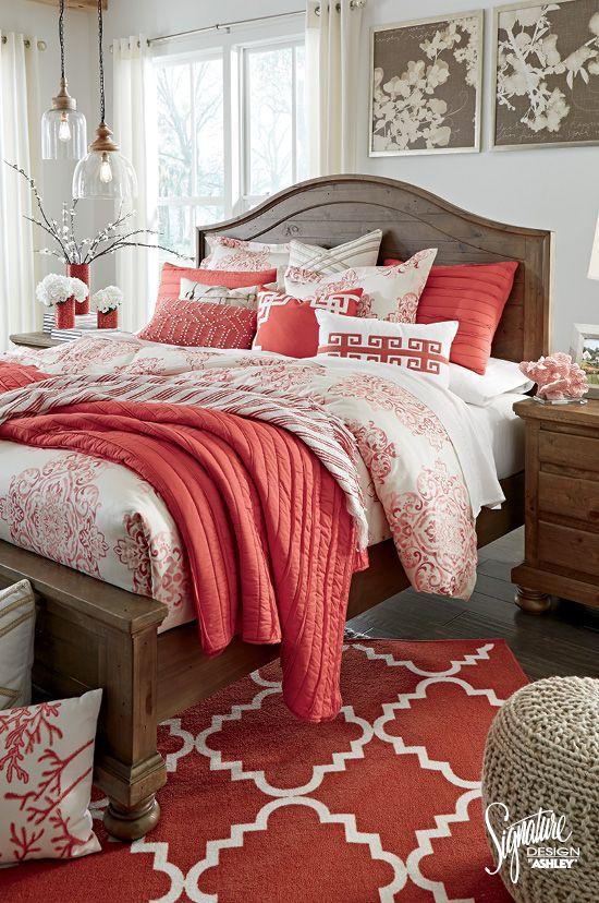 30 ideas para decorar tu casa con el color coral 12 for Colores para decorar una casa
