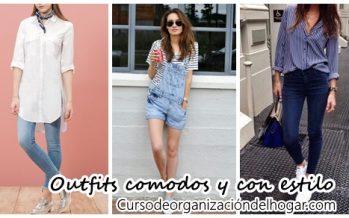 30 Outfits comodos y llenos de estilo