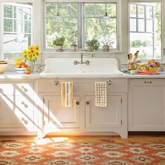 32 disenos de alfombras para cocinas 28 curso de - Alfombras de cocina ...