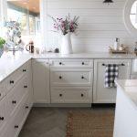 32 diseños de pisos para una cocina mas elegante
