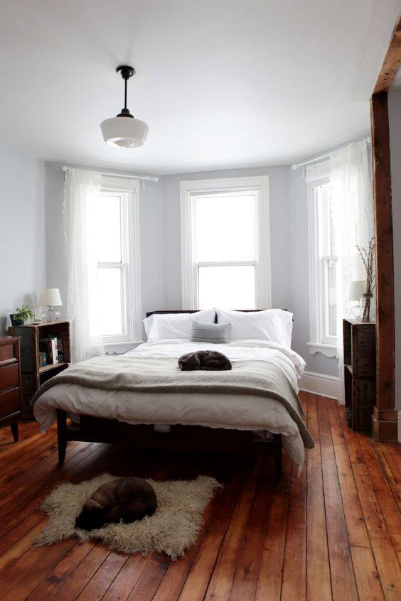 32 disenos de recamaras con pisos laminados de madera 2 for Disenos de recamaras