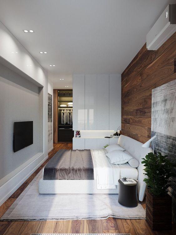 32 disenos de recamaras con pisos laminados de madera 24 for Disenos de recamaras