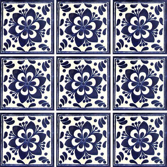 32 Ideas Para Decorar Con Talavera Azul 22 Curso De