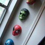 32 Ideas para decorar un cuarto de niños con tema de super héroes