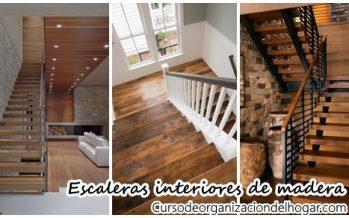 33 Escaleras de madera ideales para darle personalidad a tu casa