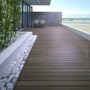 35 Diseños de pisos para terrazas