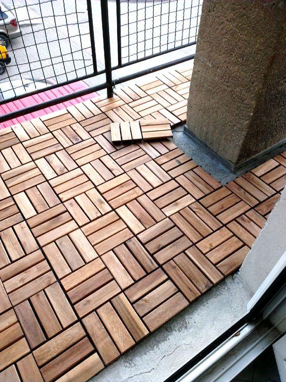 diseos de pisos para terrazas