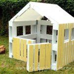 35 Ideas de casitas de juegos para niños