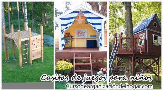 35 ideas de casitas de juegos para ni os curso de for Casitas ninos ofertas