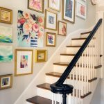 35 ideas para decorar el area de las escaleras