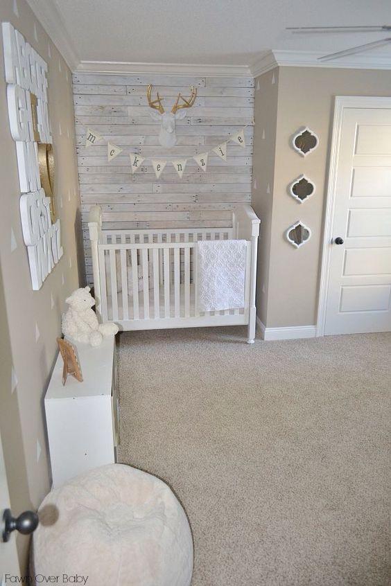 35 opciones para decorar una habitacion para bebe nino 28 - Decorar habitacion bebe nino ...