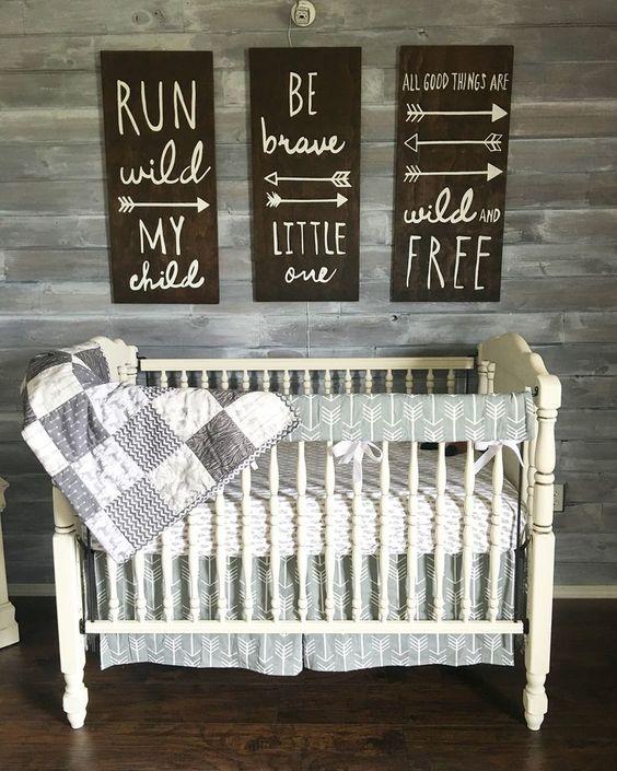 35 opciones para decorar una habitacion para bebe nino 31 for Opciones para decorar mi cuarto