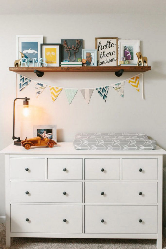 35 opciones para decorar una habitacion para bebe nino 34 - Decorar habitacion bebe nino ...