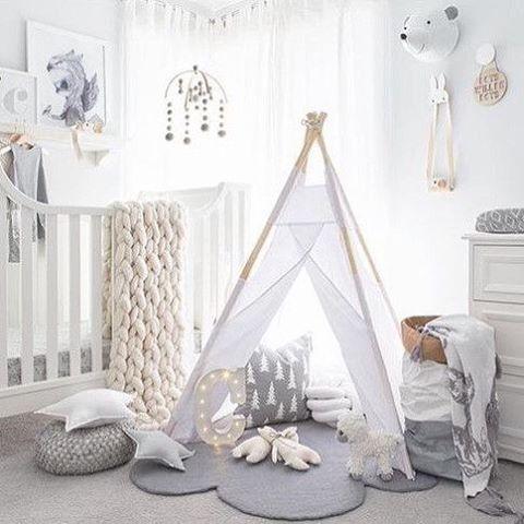 35 opciones para decorar una habitacion para bebe nino 6 - Decorar habitacion bebe nino ...