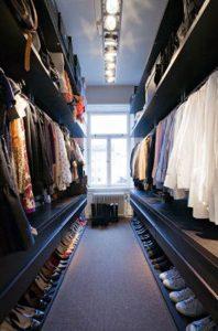 36 Ideas para montar y decorar tu closet