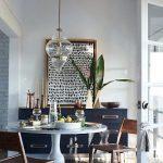 37 Candelabros y diseños de lamparas para decorar comedores