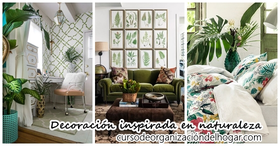Decora tu casa con estas 33 ideas inspiradas en la for Home disena y decora tu hogar