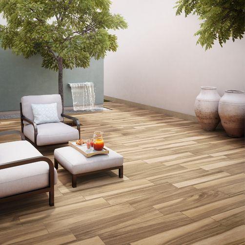 decoracion de exteriores con pisos de madera 24 curso