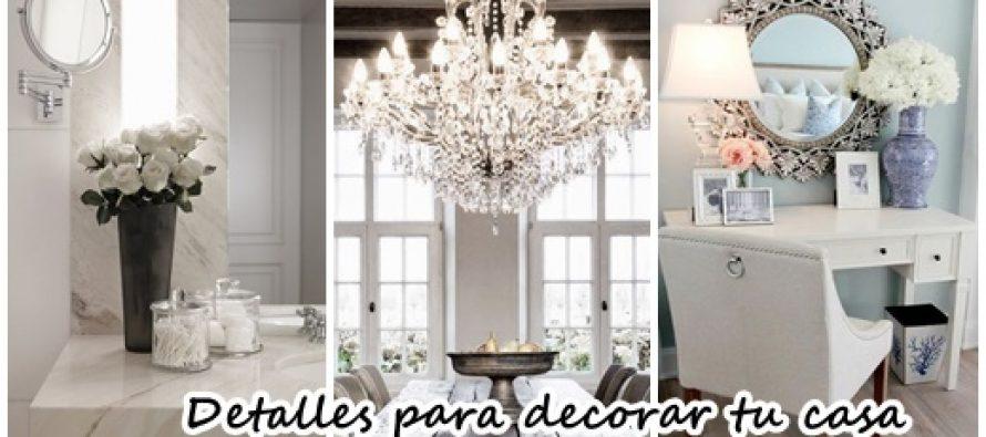 Detalles de decoracion para casa cool detalles de for Detalles decoracion casa