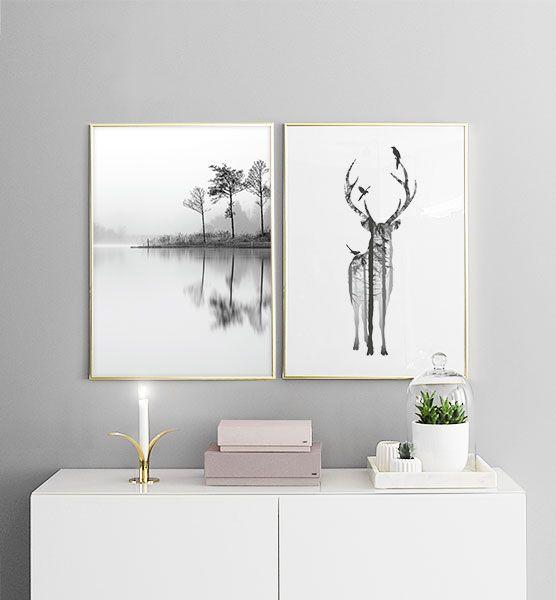 Inspiracion para decorar interiores con un estilo for Decoracion del hogar minimalista
