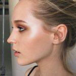 Tendencia en maquillaje estilo piel humeda ¡Se ve hermoso!