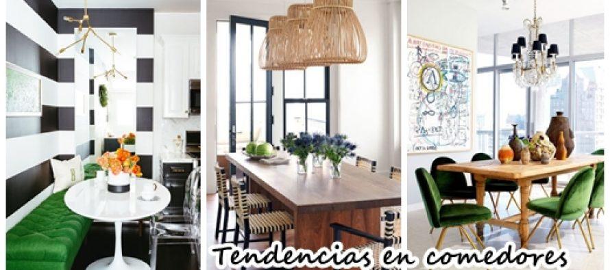 Tendencias y tips de decoraci n para comedores curso de - Tips de decoracion ...