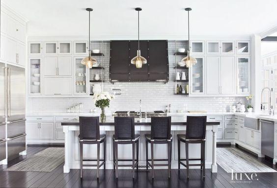 30-cocinas-y-comedores-elegantes-decoradas-con-blanco-y-negro (30 ...