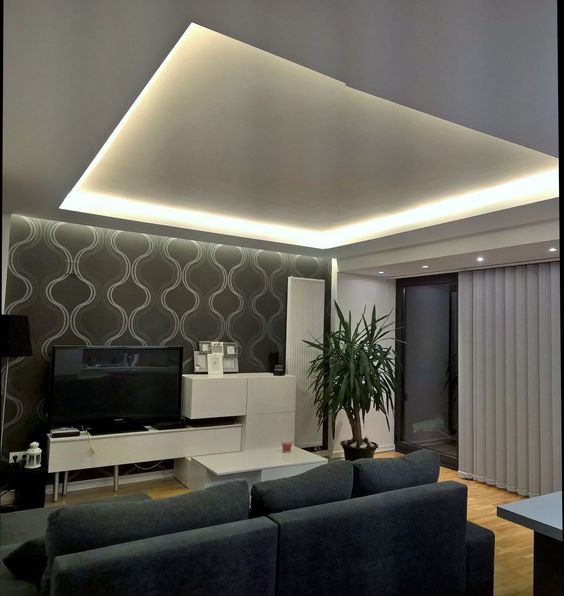 30 ideas de iluminacion para tu techo 29 curso de for Ideas para techos interiores