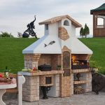 31 Ideas para montar asadores en tu patio