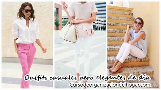 97f152aa87 35 Outfits casuales pero elegantes para tu día a día - Curso de  Organizacion del hogar y Decoracion de Interiores