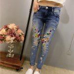 36 Jeans con aplicaciones que debes usar esta temporada