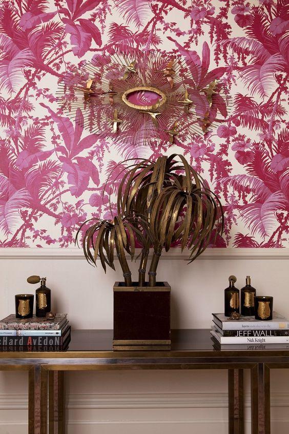 36 opciones para anadir el color magenta la decoracion de for Decoracion de tu casa