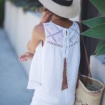 36 Outfits frescos con blanco para esta temporada