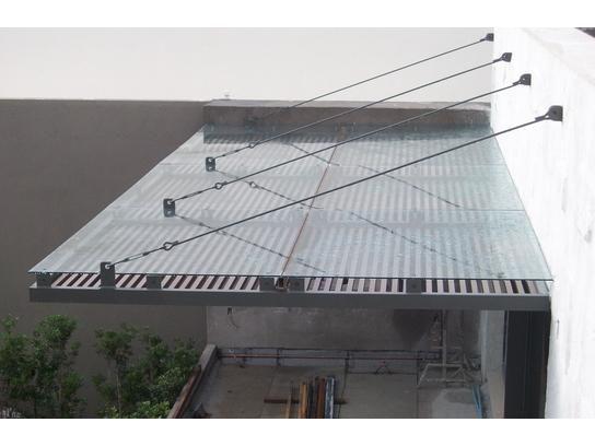 37 ideas geniales para ponerle techo tu patio 23 curso for Techos de metal para casas