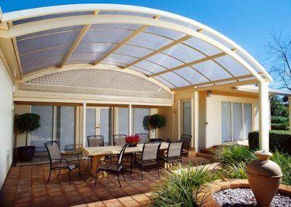 37 ideas geniales para ponerle techo tu patio 6 curso for Techos patios exteriores