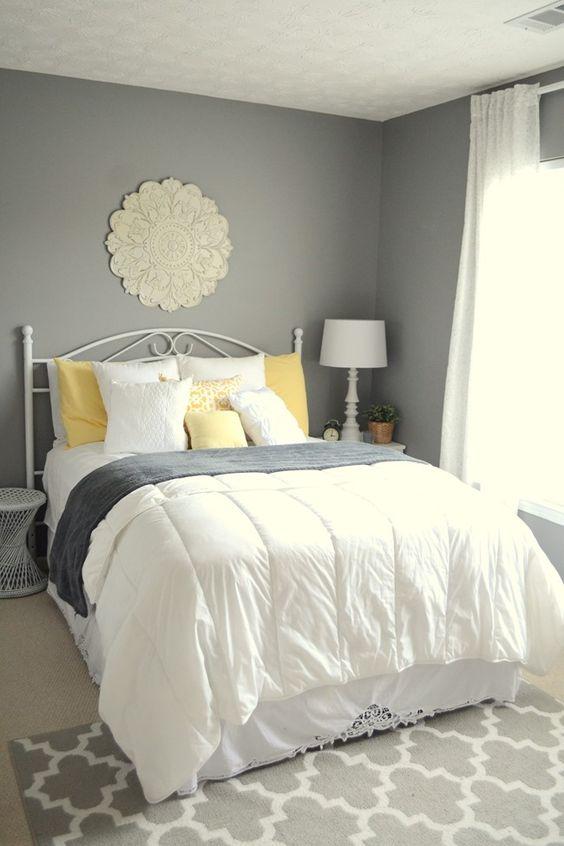 37 ideas para decorar un cuarto para visitas 18 curso de organizacion del hogar y decoracion - Ideas para decorar un cuarto ...