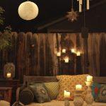 39 Ideas para iluminar terrazas