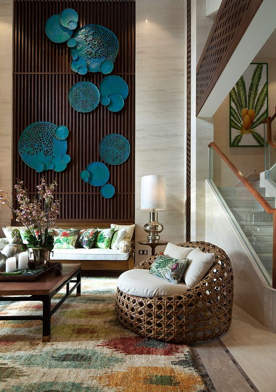 39 tendencias en diseno de interiores verano 2017 35 for Tendencias en diseno de interiores