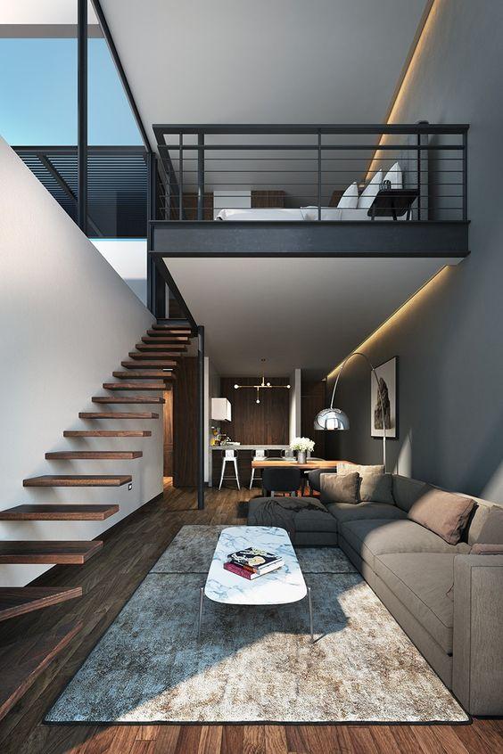 42 disenos interiores y exteriores de casas de dos pisos 34 curso de organizacion del hogar - Disenos de pisos para interiores ...