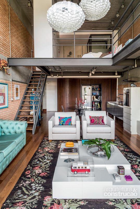 42 disenos interiores y exteriores de casas de dos pisos for Curso de design de interiores no exterior