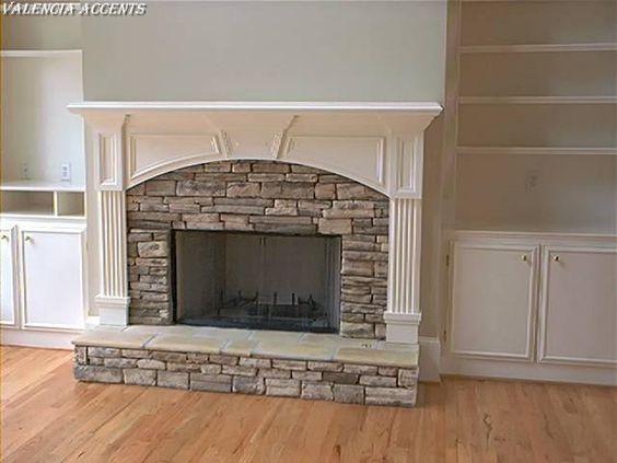 Ideas para decorar una chimenea curso de organizacion del hogar y decoracion de interiores - Poner chimenea en casa ...