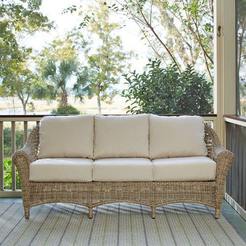 Disenos de sofas de mimbre para interior y exterior 1 - Sofas para exterior ...