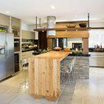 Ideas de barras desayunadoras para tu cocina