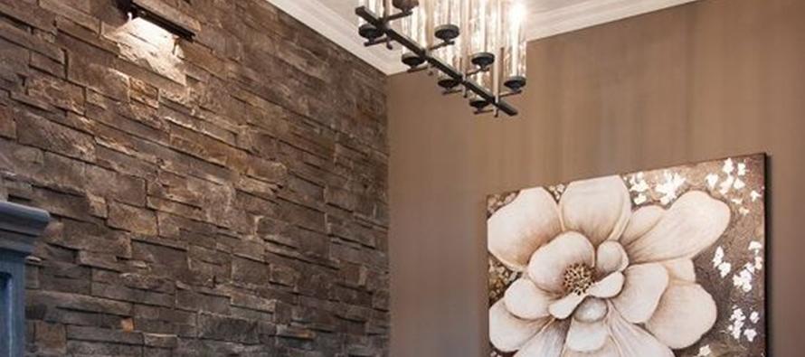 Ideas para decorar con piedra curso de organizacion del hogar y decoracion de interiores - Piedras para decoracion de interiores ...