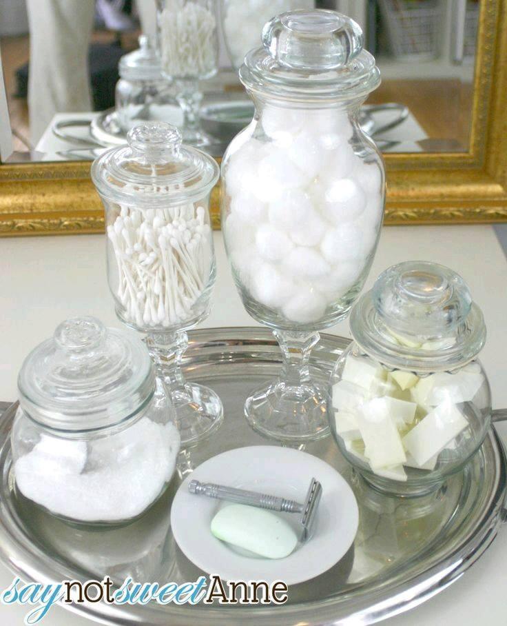 Ideas para organizar con frascos de vidrio 27 curso de for Ideas con frascos de vidrio