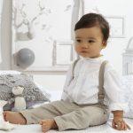 Ideas para un bautizo de niño
