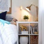 Hoy quiero compartirte diferentes diseños de lamparas para decorar tu mesa de noche, esas que te sacarán de muchisimos apuros si por alguna razon necesitas iluminarte por las noches, normalmente se ponen a los costados de cada lado de la cama y de verdad son muy prácticas. Son muy fáciles de encontrar todas estas ideas lamparas porque son un accesorio muy común que puedes encontrar en cualquier tienda departamental o tienda de decoración de interiores, espero que te gusten muchisimo todas las opciones que encontré.